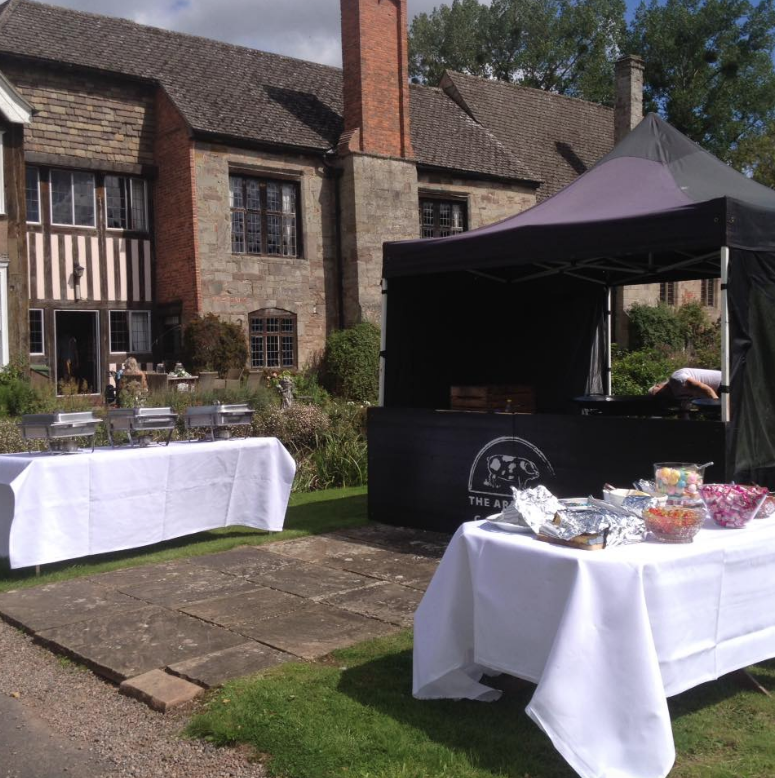 Great Wedding Venue and BBQ